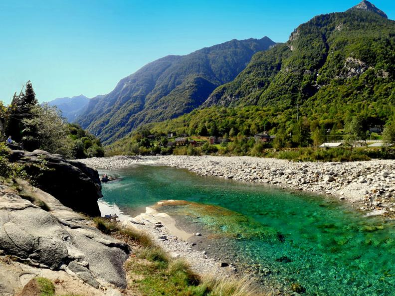 Image 7 - The Verzasca Valley trail