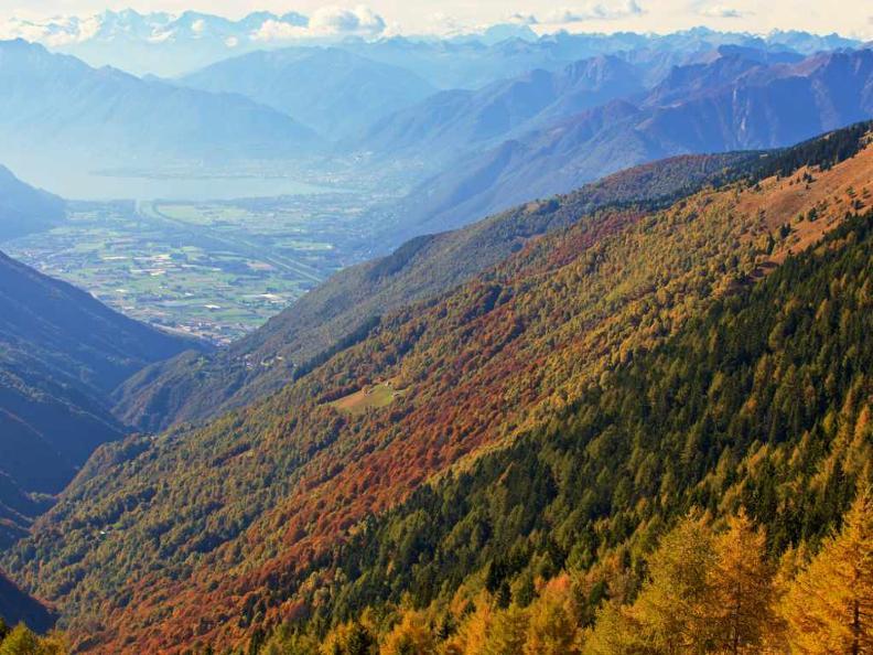 Image 15 - La Via del Ferro dans la Val Morobbia