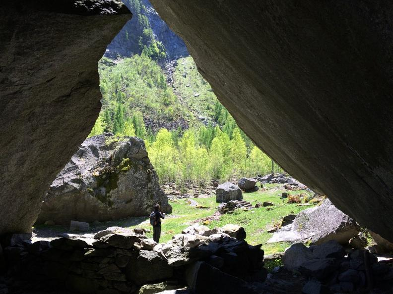 Image 11 - Val Calnègia: the suspended valley