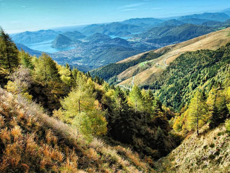 Image 2 - Lugano Trekking Tour
