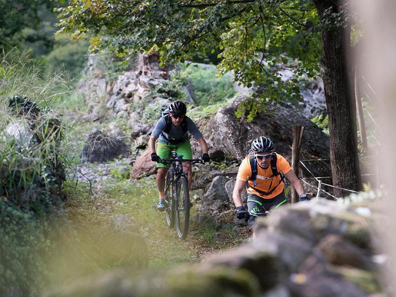 Image 4 - Gottardo Bike Stage 3: Olivone - Biasca