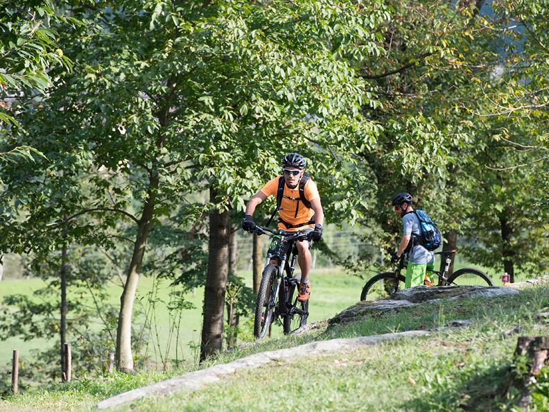 Image 5 - Gottardo Bike Stage 3: Olivone - Biasca