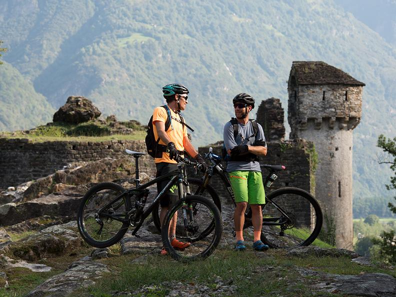 Image 1 - Gottardo Bike Stage 3: Olivone - Biasca