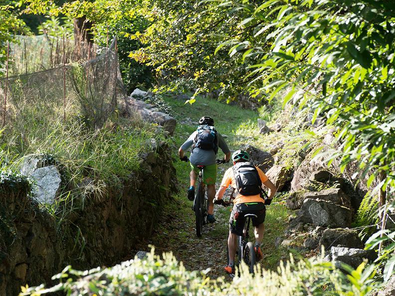 Image 2 - Gottardo Bike Stage 3: Olivone - Biasca