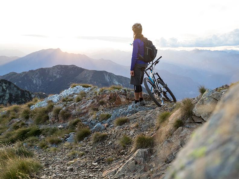 Image 2 - Lugano Bike Stage 3: Rivera - Miglieglia