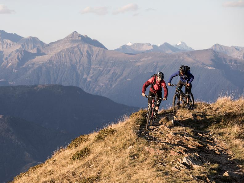 Image 1 - Lugano Bike Etappe 3: Rivera - Miglieglia
