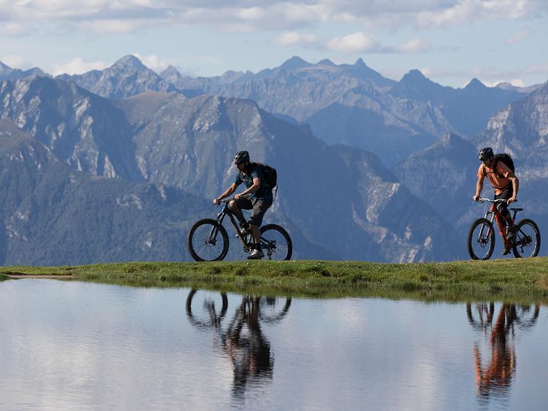 Image 6 - Lugano Bike Stage 3: Rivera - Miglieglia