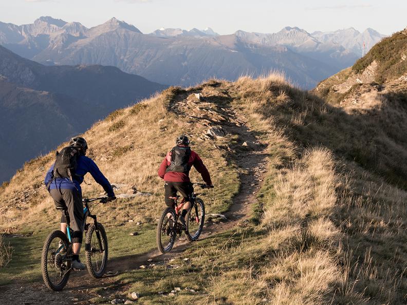 Image 4 - Lugano Bike Stage 3: Rivera - Miglieglia