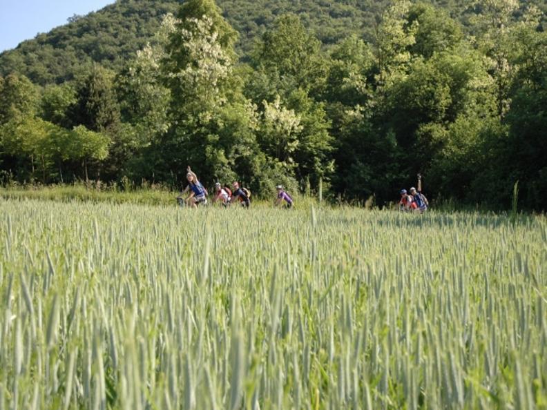 Image 0 - Piana del Laveggio Bike