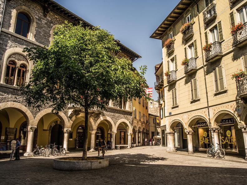 Image 2 - Percorso Vallemaggia: Bellinzona - Locarno