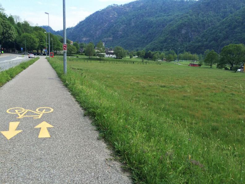 Image 4 - Percorso Vallemaggia: Locarno - Cavergno