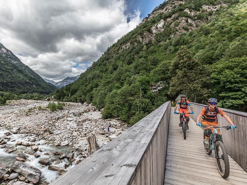Image 1 - Alta Verzasca Bike