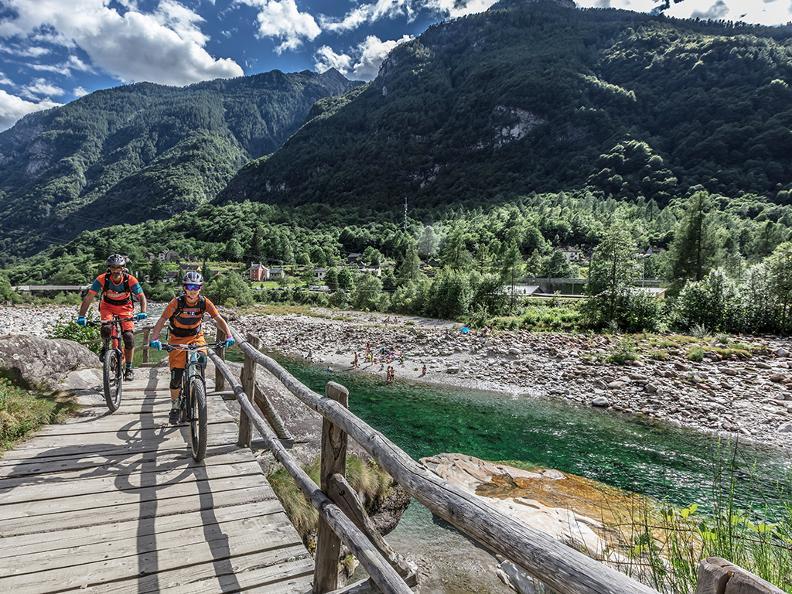 Image 2 - Alta Verzasca Bike