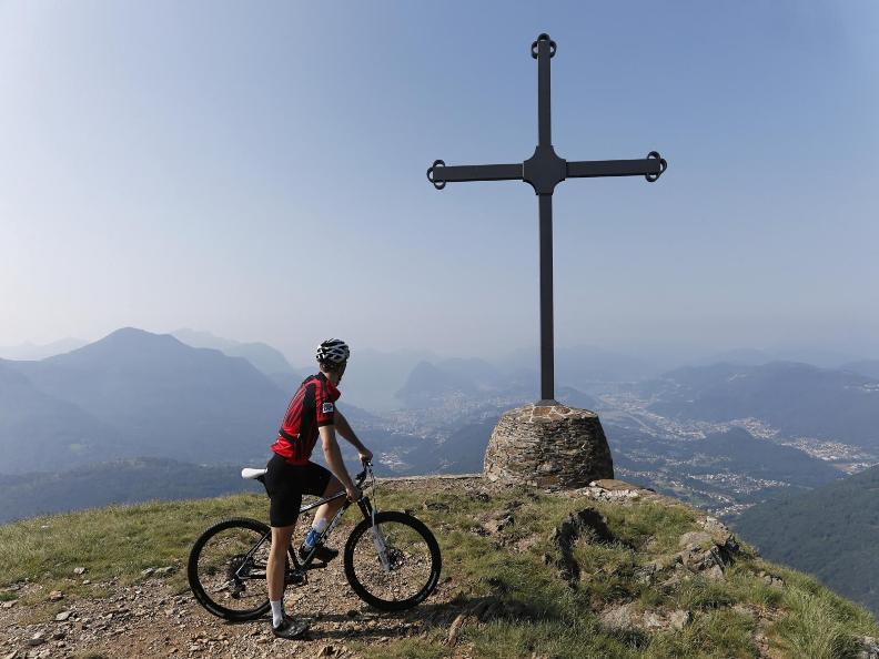 Image 0 - Lugano Bike Stage 1: Lugano - Pairolo