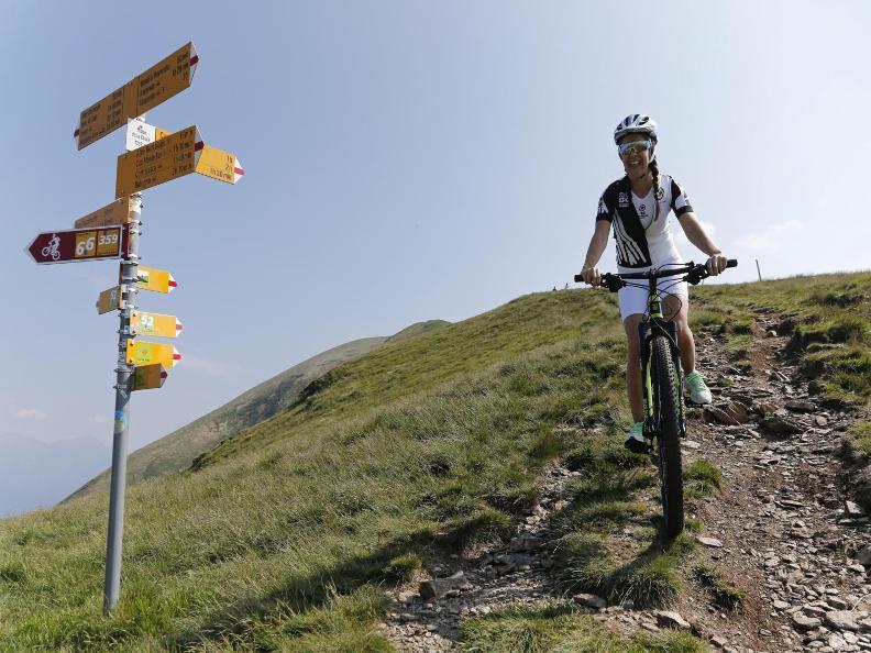 Image 1 - Lugano Bike Stage 1: Lugano - Pairolo