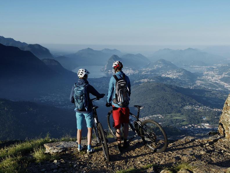 Image 2 - Lugano Bike Stage 1: Lugano - Pairolo