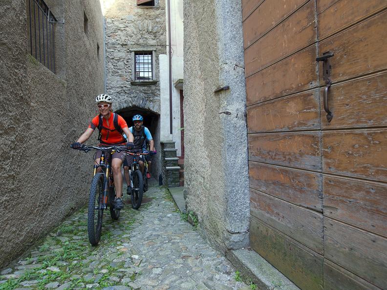 Image 7 - Malcantone Bike