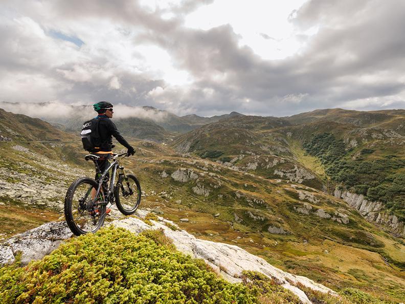 Image 4 - Gottardo Bike Stage 1: Andermatt - Airolo