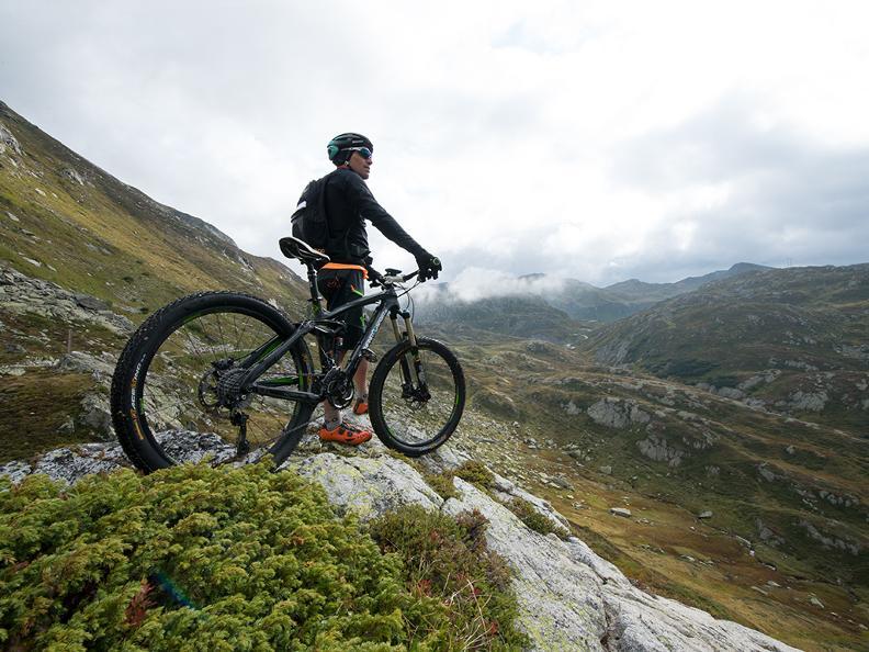 Image 3 - Gottardo Bike Stage 1: Andermatt - Airolo