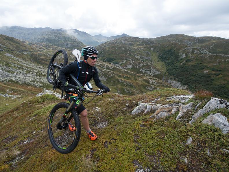Image 5 - Gottardo Bike Stage 1: Andermatt - Airolo