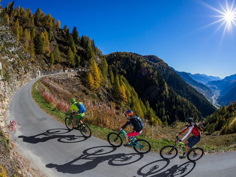 Image 0 - Gottardo Bike Tappa 2: Airolo - Olivone