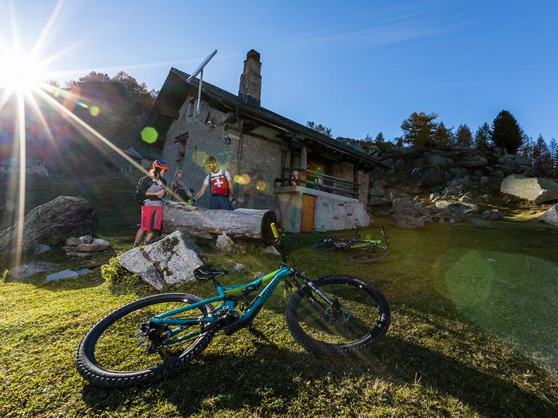 Image 9 - Gottardo Bike Stage 2: Airolo - Olivone