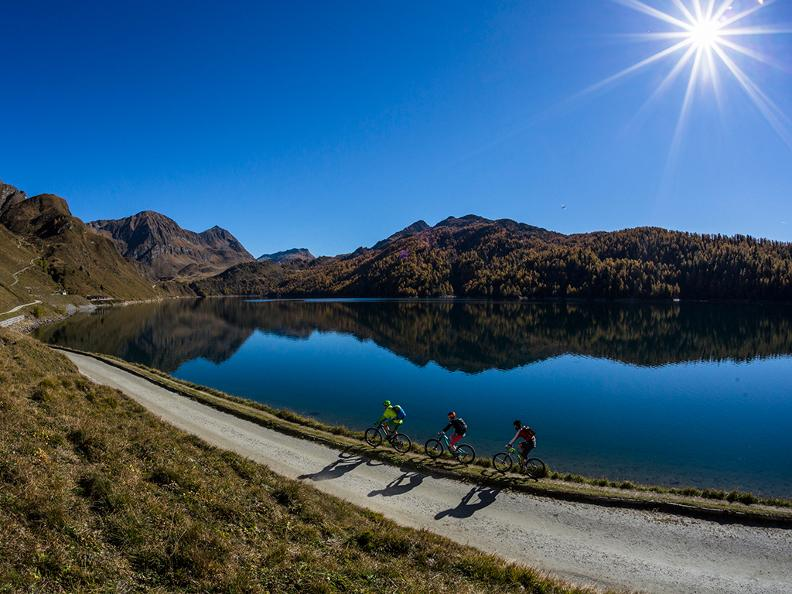Image 1 - Gottardo Bike Stage 2: Airolo - Olivone
