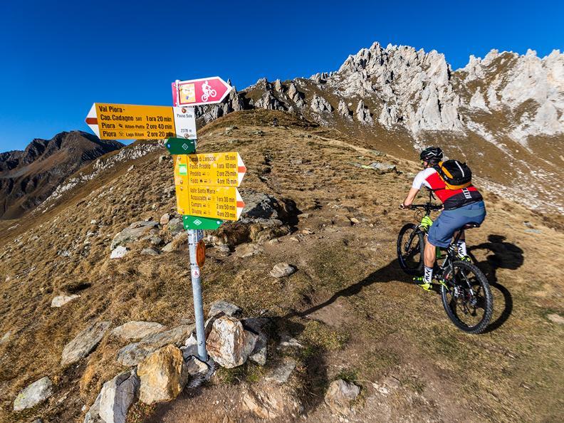 Image 5 - Gottardo Bike Tappa 2: Airolo - Olivone