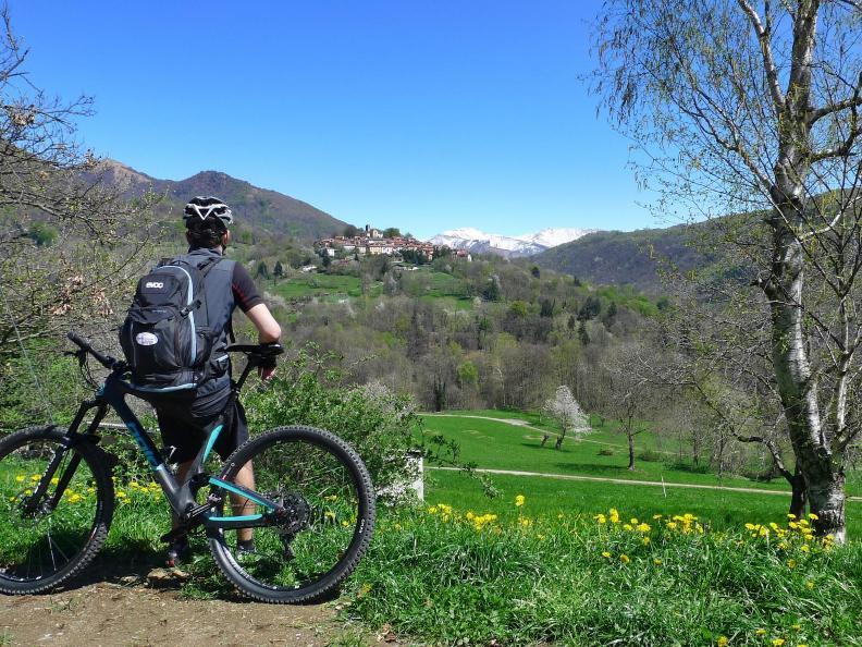 Image 1 - Lugano Bike Stage 4: Miglieglia - Ponte Tresa