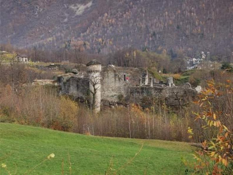 Image 2 - Blenio - Lucomagno: Biasca - Olivone