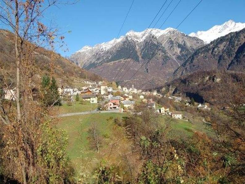 Image 5 - Blenio - Lucomagno: Biasca - Olivone