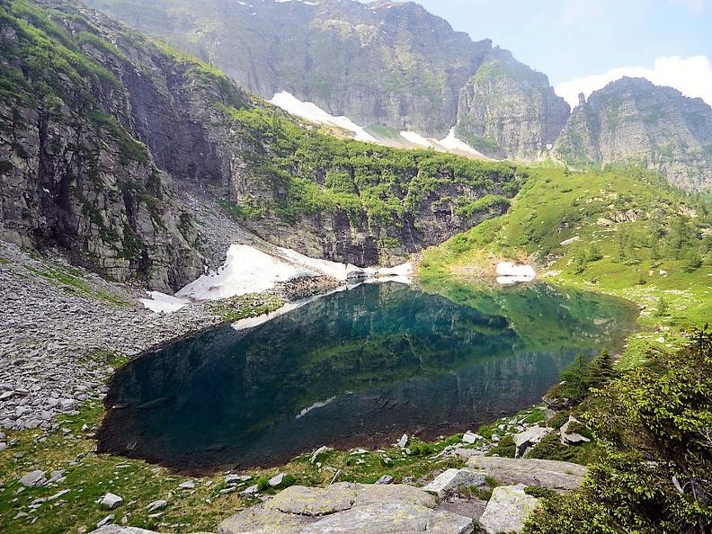 Image 1 - Frasco - Lago d'Efra - Capanna Efra