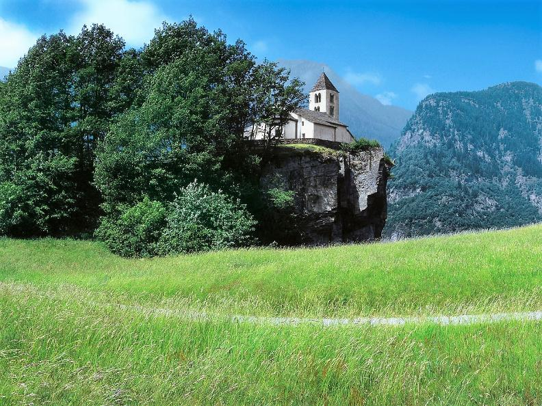 Image 0 - La Strada Alta tappa 3 : Anzonico-Biasca
