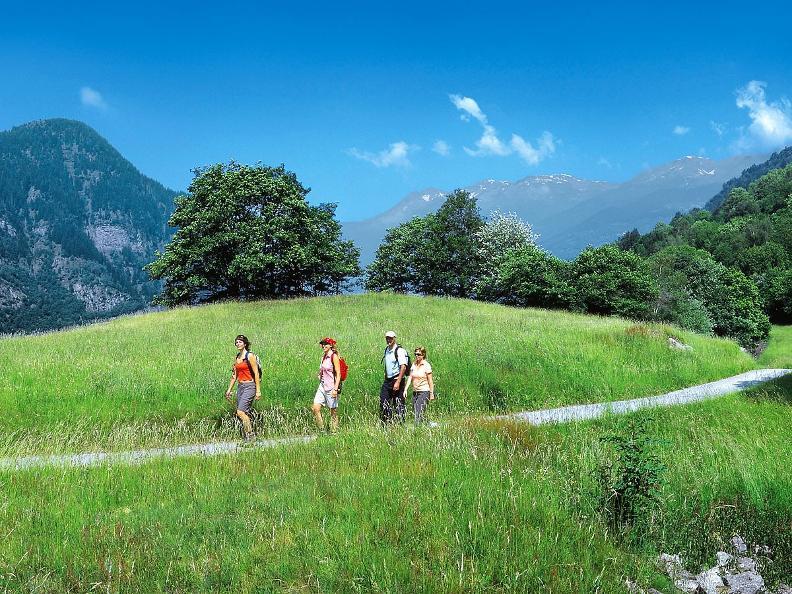Image 2 - La Strada Alta tappa 3 : Anzonico-Biasca