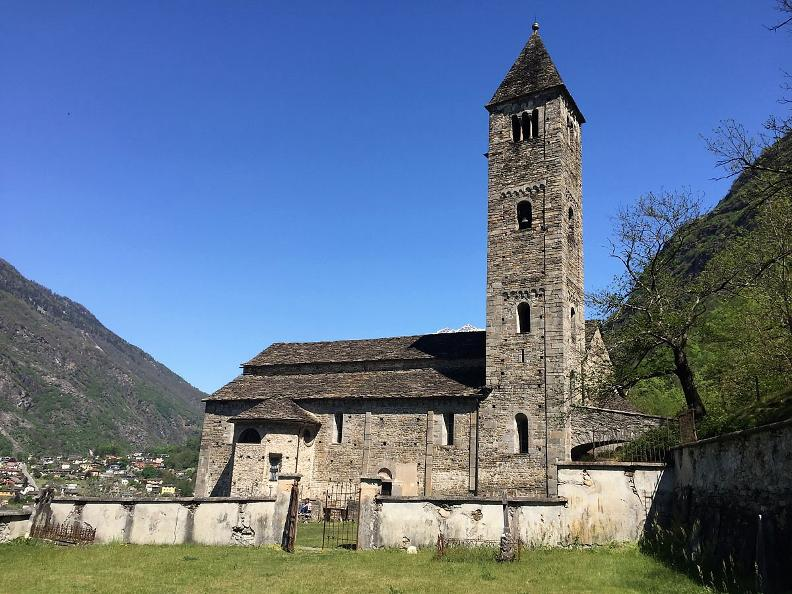 Image 1 - La Strada Alta tappa 3 : Anzonico-Biasca