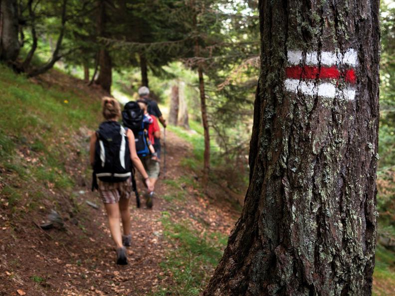 Image 2 - Day 1: Lodano - Castèll - Alp da Canaa