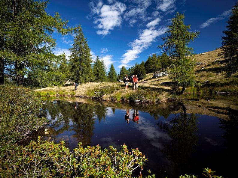 Image 0 - 2ème jour : Alp da Canaa - Alp di Pii - Lodano