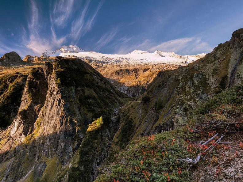 Image 1 - Basodino Glacier Trail