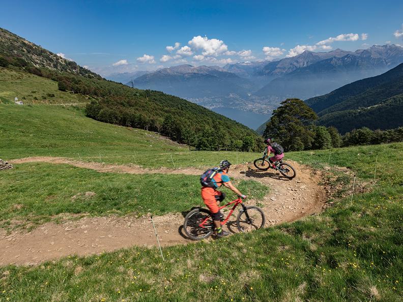 Image 1 - Alpe di Neggia Bike