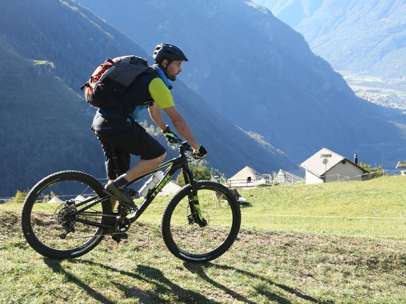 Image 2 - Valle Malvaglia Bike