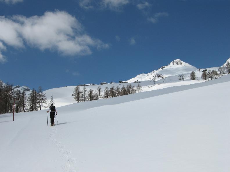Image 1 - Snowshoe trail - Bosco Gurin