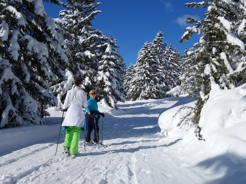 Image 3 - Snowshoe trail - Carì