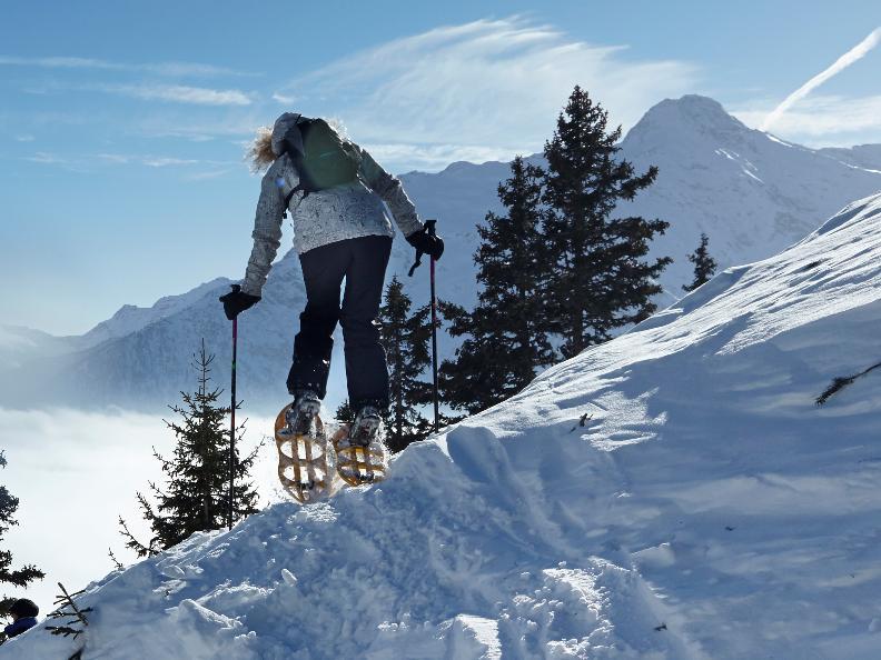 Image 1 - Snowshoe trail - Carì