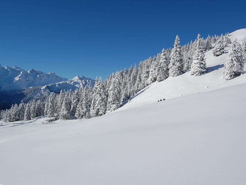 Image 2 - Snowshoe trail - Carì