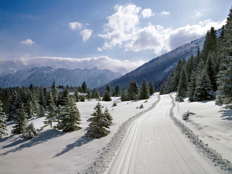 Image 0 - Pista blu di Campra - Cross country skiing