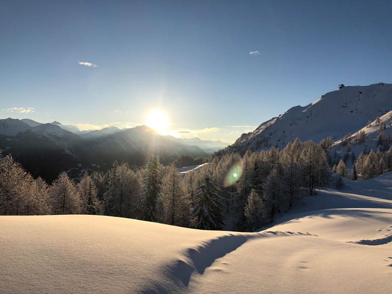 Image 2 - Winter walk - Airolo-Pesciüm