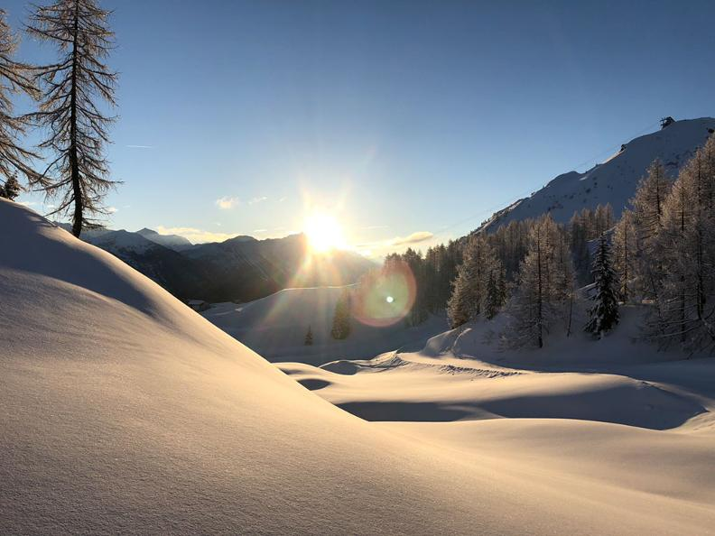 Image 0 - Winter walk - Airolo-Pesciüm
