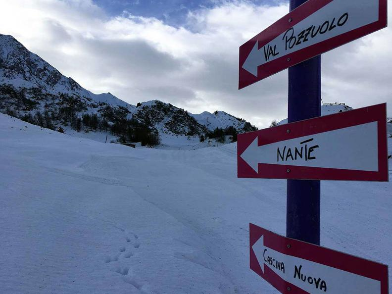 Image 11 - Winter walk - Airolo-Pesciüm