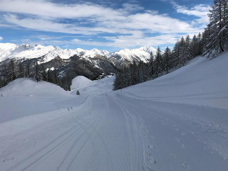 Image 1 - Winter walk - Airolo-Pesciüm