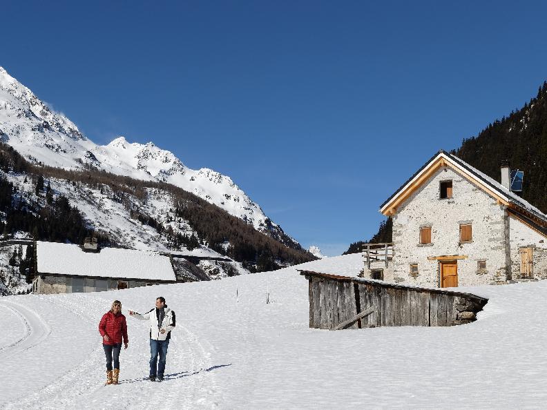 Image 2 - Passeggiata invernale - Campra